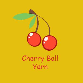 Cherry Ball Yarn